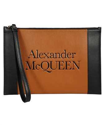 Alexander McQueen 633063 1X3H0 SIGNATURE Document case