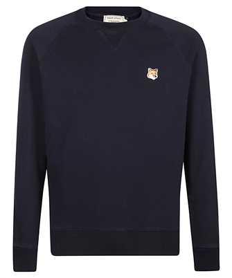 Maison Kitsune AM00303KM0001 FOX HEAD PATCH CLASSIC Sweatshirt