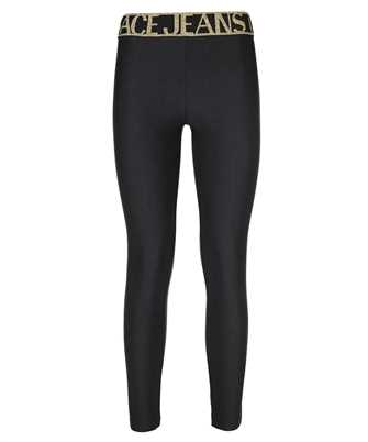 Versace Jeans Couture D5HWA101 04745 SHINY LYCRA Hose
