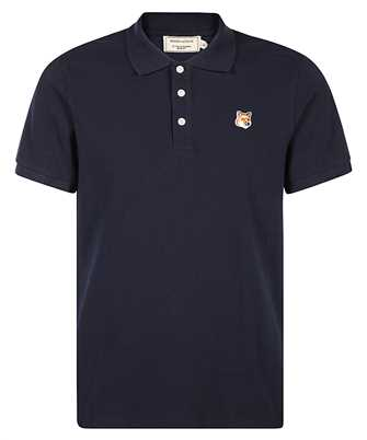 Maison Kitsune FU00203KJ7007 FOX HEAD PATCH CLASSIC Polo