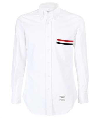 Thom Browne MWL288A 06177 GROSGRAIN POCKET CLASSIC FIT Shirt