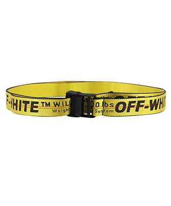 Off-White OWRB009F20FAB001 INDUSTRIAL Belt