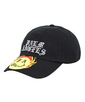 Palm Angels PMLB003R21FAB004 BURNING HEAD Cappello