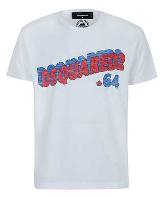 Dsquared2 S71GD1048 S22507 RETRO 64 T-shirt