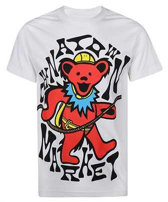 Chinatown Market 1990393 NEW GRASP ON DEATH T-shirt