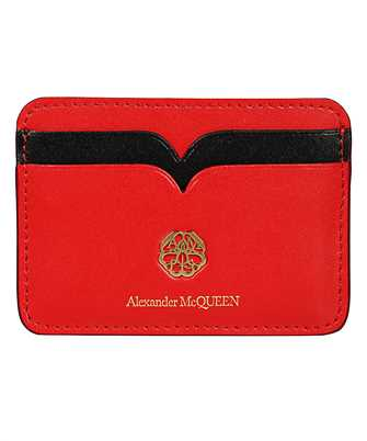 Alexander McQueen 610198 1CWDT SIGNATURE Card holder