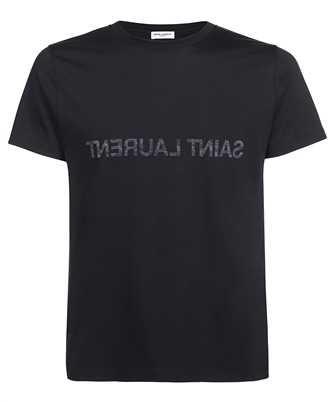 Saint Laurent 663278 Y36HE REVERSE T-shirt