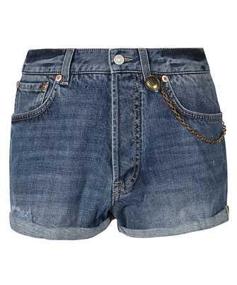 Givenchy BW50P950LD CHAIN-LINK DETAIL Shorts