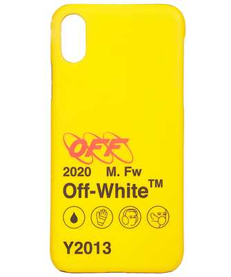 Off-White OMPA007F19294016 INDUSTRIAL Y013 I-phone X cover
