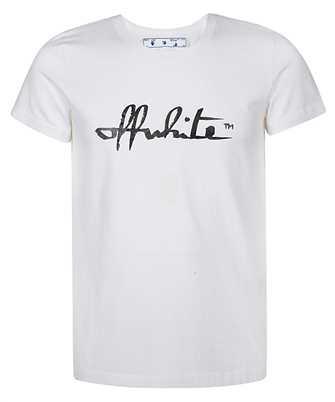 Off-White OWAA049E20JER007 SCRIPT 21 T-shirt