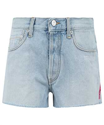 Off-White OWYC002R21DEN001 DENIM Shorts