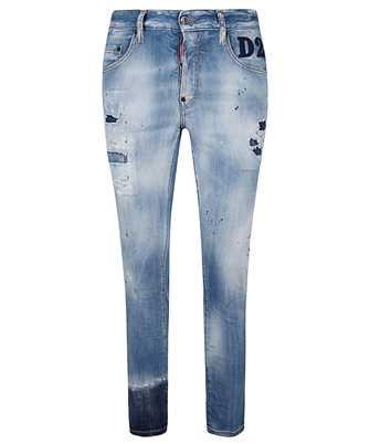 Dsquared2 S74LB0851 S30342 SKATER Jeans