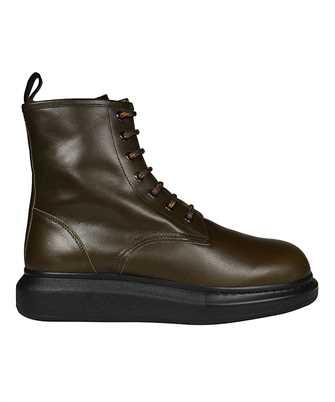 Alexander McQueen 604235 WHXE2 BIKER Stiefel