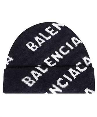 Balenciaga 621021 T1567 ALLOVER LOGO Mütze