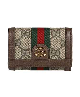 Gucci 644334 96IWG OPHIDIA BI-FOLD Wallet