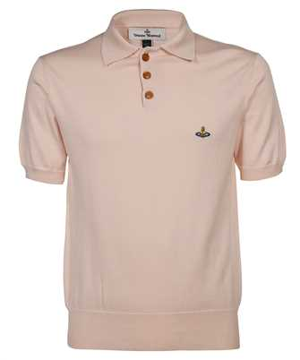 Vivienne Westwood 87082507 720 CT LOGO-EMBROIDERED Polo