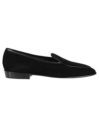 Baudoin&Lange CLASSIC LOAFER LAMB SUEDE Scarpe