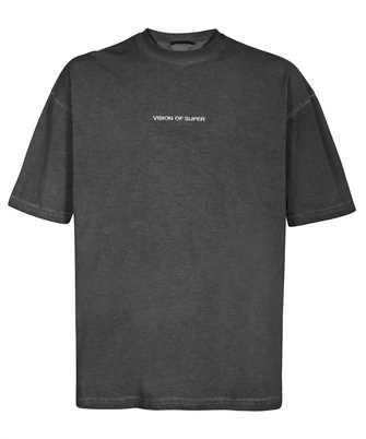 Vision Of Super G1TRIPLE TRIPLE SKULL PRINT T-shirt