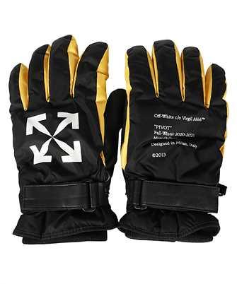 Off-White OMNE021E20FAB001 MOUNTAIN Gloves