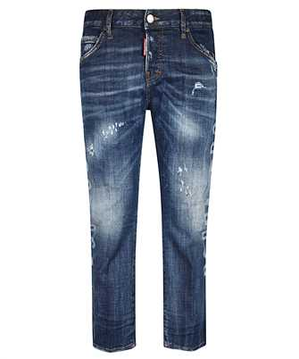 Dsquared2 S75LB0364 S30342 COOL GIRL CROPPED Jeans