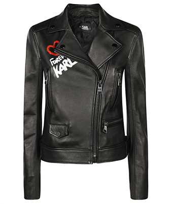 Karl Lagerfeld 206W1906 KARL FOREVER BIKER Jacket