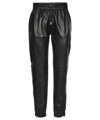 Saint Laurent 664622 YC2MS LAMBSKIN Trousers