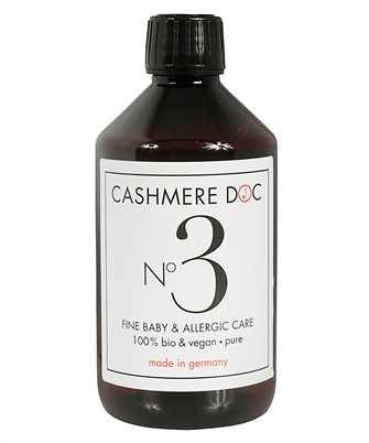 Cashmere Doc BABY&ALLERGIC 500 Detergente