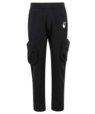 Off-White OMCH036R21FLE002 MARKER CARGO Trousers