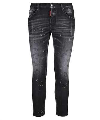 Dsquared2 S79LA0026 S30503 D2xIBRA ICON SKATER Jeans