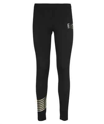 EA7 3KTP86 TJ4SZ SLIM-FIT LEGGIN Trousers