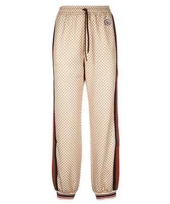Gucci 655198 XJDFP INTERLOCKING G PRINT JERSEY Trousers