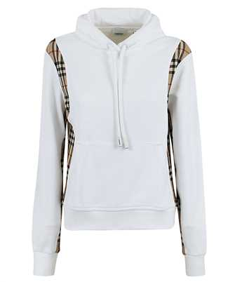 Burberry 8032129 VINTAGE CHECK PANEL OVERSIZED Hoodie