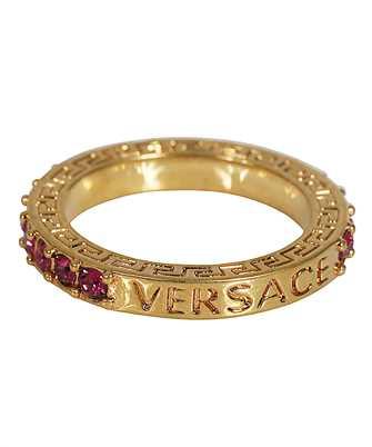 Versace DG5H548 DJMX GRECA CRYSTAL Ring