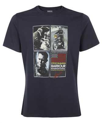 Barbour MTS0866NY91 B.INTL MULTI STEVE T-shirt
