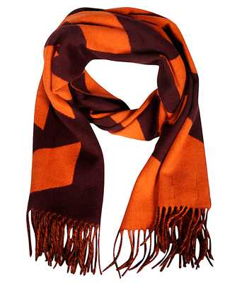 Tom Wood 19328 LOGO PRINT Scarf