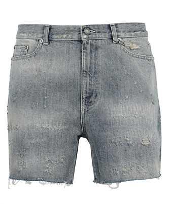 Saint Laurent 643542 Y32AB DESTROYED CALIFORNIA Shorts