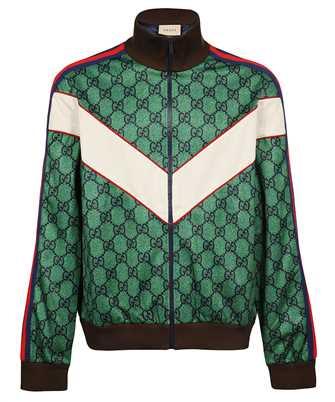 Gucci 653367 XJDF0 ZIP TECHNICAL Jacket