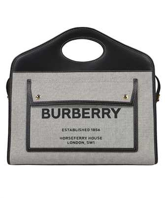 Burberry 8036785 MINI TRI-TONE POCKET Borsa