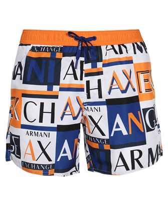 Armani Exchange 953022 1P636 LOGO Swim shorts