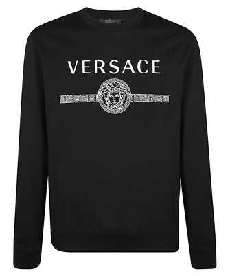 Versace A87574 A231242 MEDUSA LOGO Sweatshirt