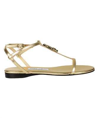 Jimmy Choo ALODIE FLAT MNA Sandals