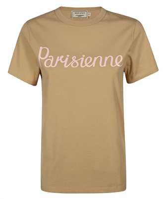 Maison Kitsune GW00125KJ0010 PARISIENNE CLASSIC T-Shirt