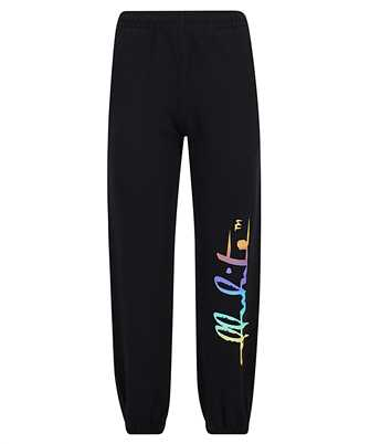 Off-White OWCH006R21JER004 RAINBOW Trousers