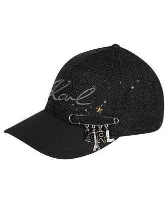 Karl Lagerfeld 216W3403 K/STUDIO PIN Cappello