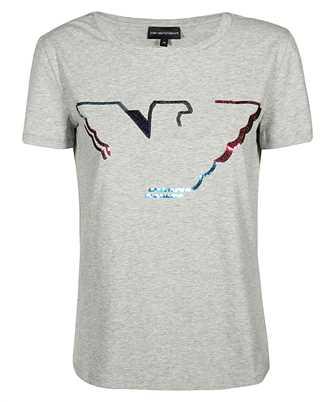 Emporio Armani 3H2T6C 2JQAZ EAGLE EMBROIDERY T-shirt