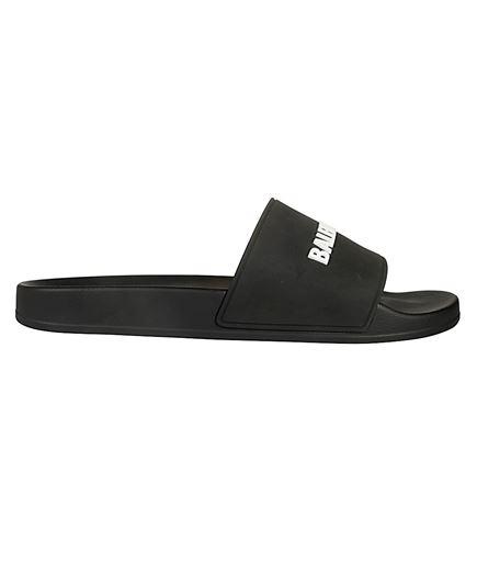 Balenciaga 565826 W1S80 PISCINE Slides