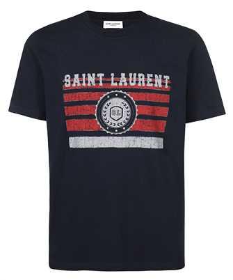 Saint Laurent 668818 YB2UH SAINT LAURENT LEAGUE T-shirt