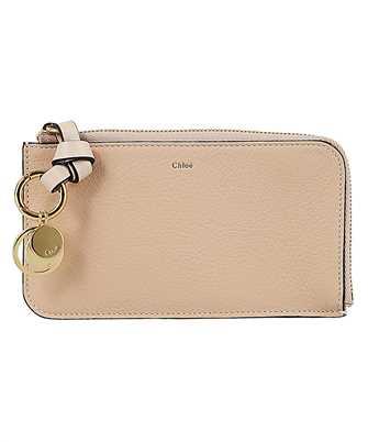 Chloé CHC19WP017H9Q ALPHABET Wallet