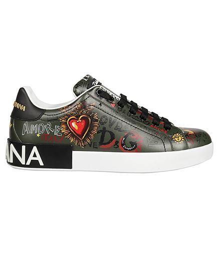 Dolce & Gabbana CS1570 AU683 Sneakers