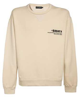 Dolce & Gabbana G9VD9Z FU77G PRINTED Sweatshirt